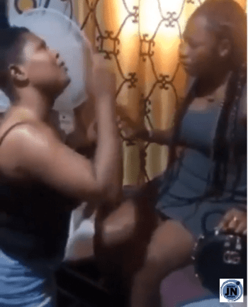 """""""What Have You Seen In A Man That You Want To Leave Me For Him?"""" – Lady Begs Lesbian Partner"""